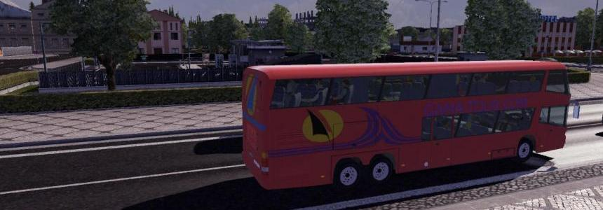 Bus Neoplan Skyliner Ai Traffic