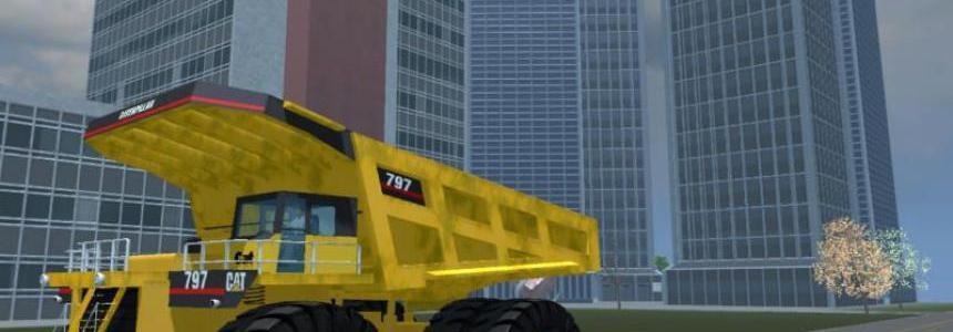 Cat dumper 797 v2.0
