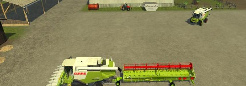 Claas Lexion 770 v3.0 MR