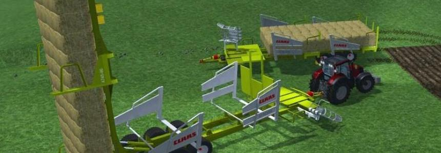 Claas Stacker v2.0 MR