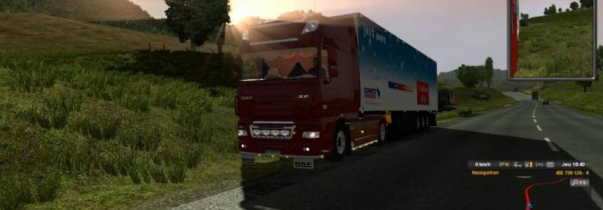 DAF Open Pipe Sound v7