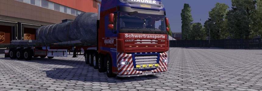 DAF XF 5 Wagner