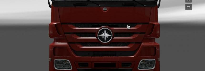 Dennis Arrow Sound for Mercedes Actros
