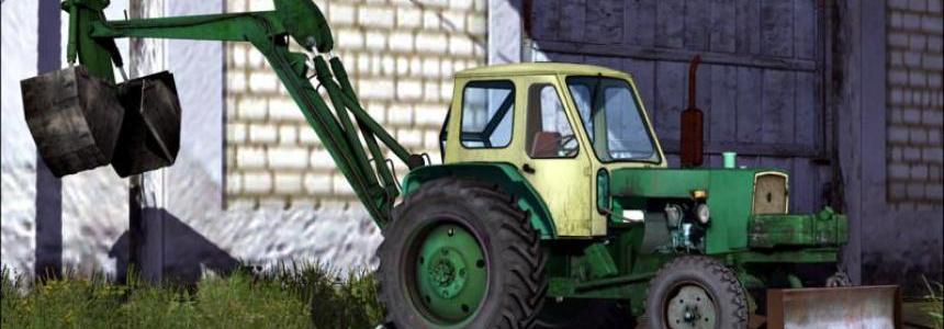 EO 2621 excavator v2.0
