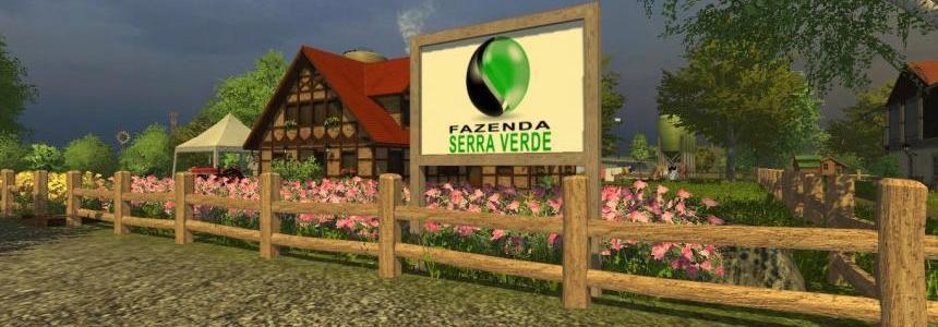 Fazenda Serra Verde MAP