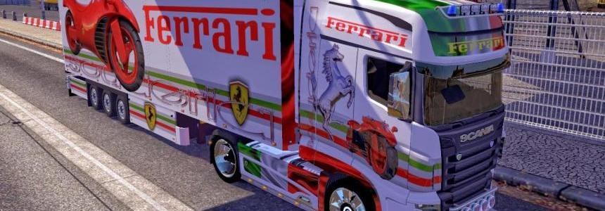 Ferrari Combo skin