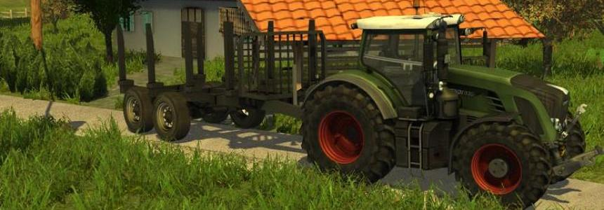 Forestry trailer v1.0