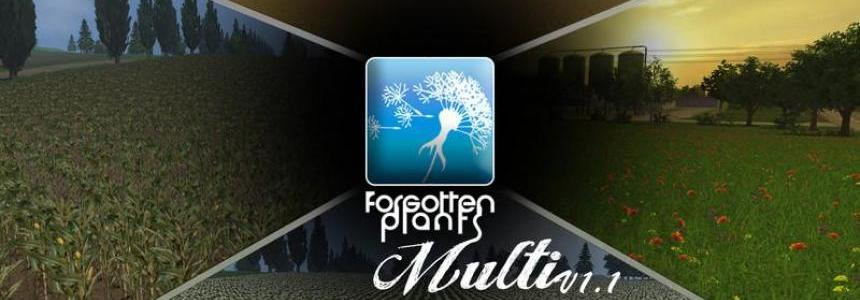 Forgotten Plants Multi v1.1