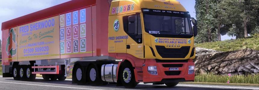 Fred Sherwood Combo Pack