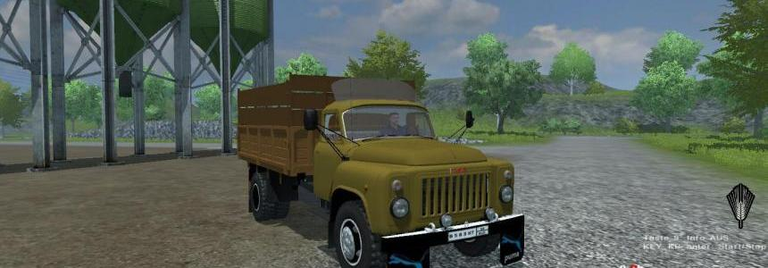 GAZ SAZ 53 v5.0