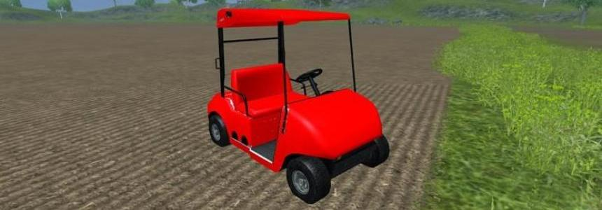Golf Cart Turbocharged v1.0