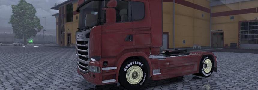 Goodyear Golden Wheels