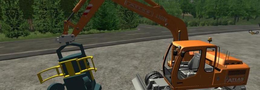 Harvester head v1.0
