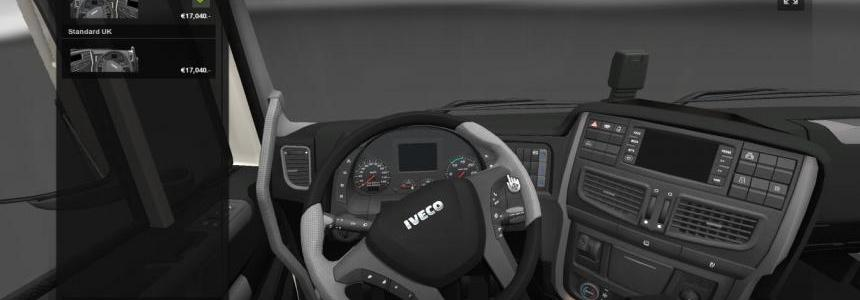 Iveco Hi-Way Contrast interior