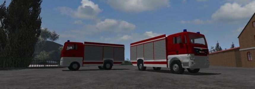 Iveco Magirus AluFire3 Pack