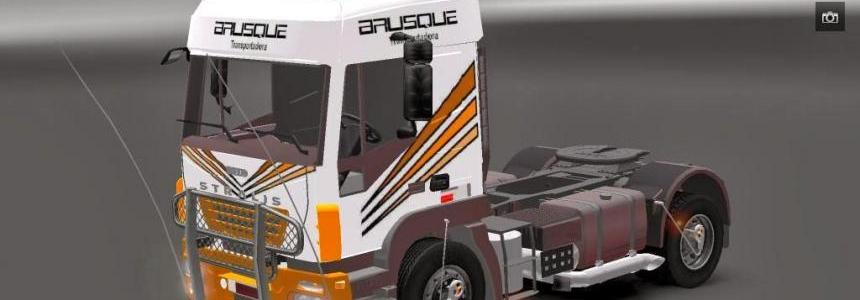 Iveco Stralis Brusque Carrier Beta