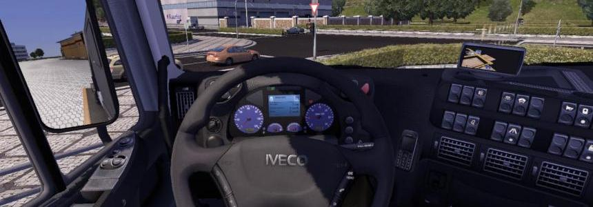 Iveco Stralis Realistic Dashboard