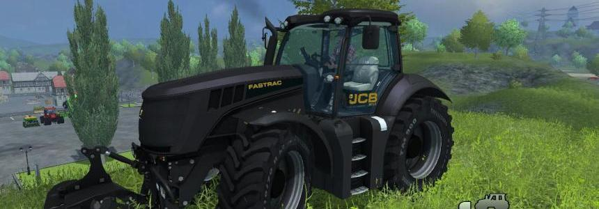 JCB 8310 Limited Edition