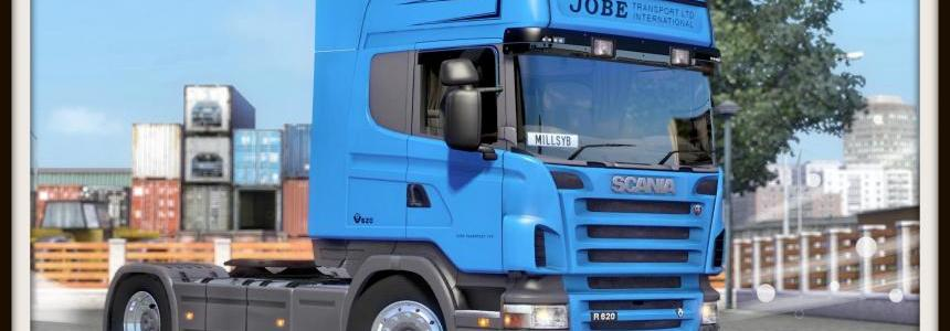 Jobe Transport Ltd Skin