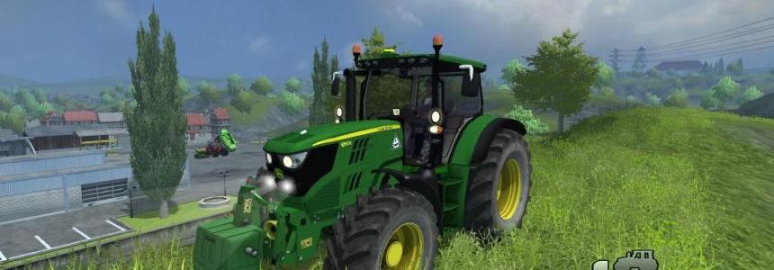 John Deere 6150R edit by Venca83