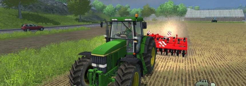 John Deere 7810 by Sotillo
