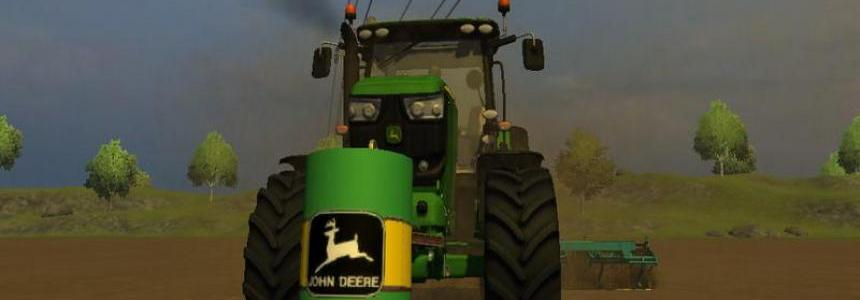 John Deere barrel weight v1.0