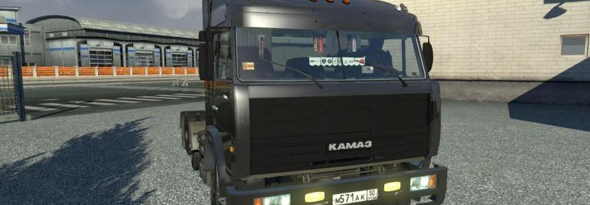 KAMAZ 54115 DB Edition