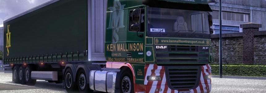 Ken Mallinson DAF & Trailer Skin