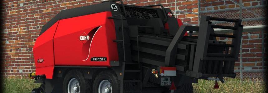 Kuhn LSB 1290iD Twin-Pact