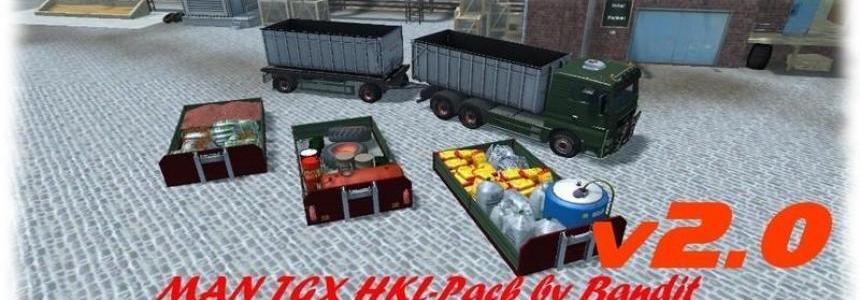 MAN TGX HKL v2.0