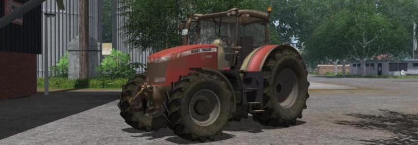 Massey Ferguson 8690 v3.0 Dirt