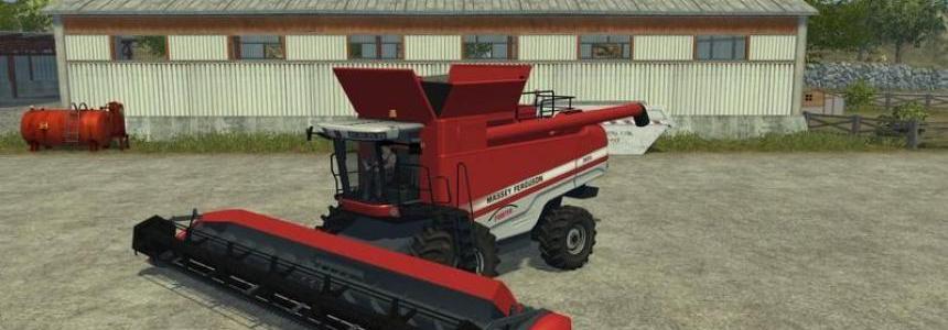 Massey Ferguson 9895 Fortia v1.5