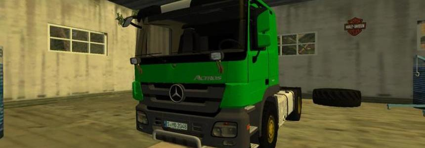 Mercedes MP3 joskin Edition v1.0 MR