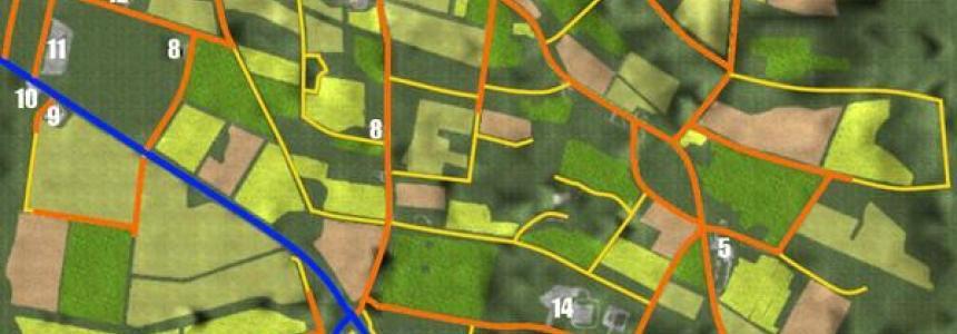 MIG Map MadeinGermany Celle Region v0.88.1 Beta