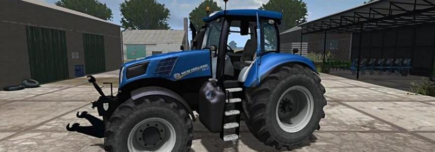 New Holland T8 420 v1.0 MR