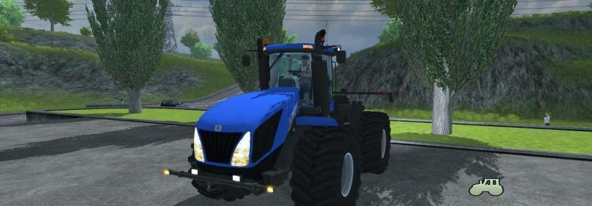 New Holland T9 v2.0