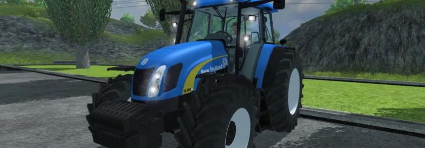New Holland TL100A v1.1