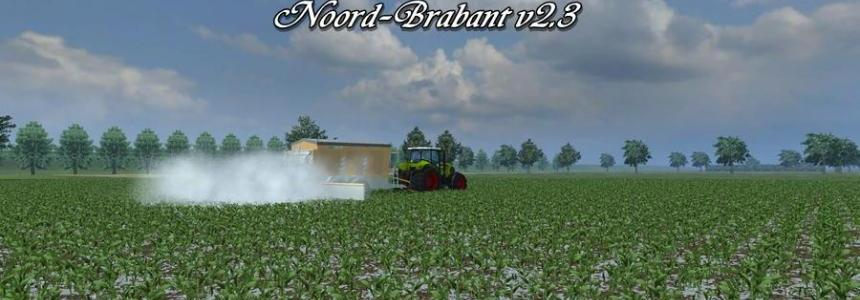 North-Brabant v2.3 with kalk