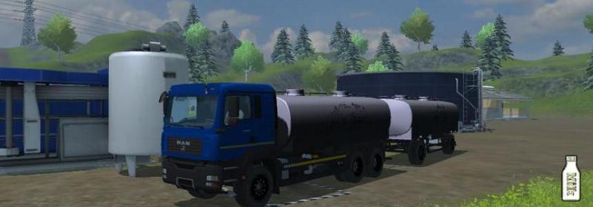 One Milk Truck v1.1