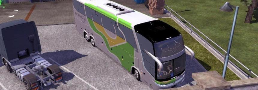 Onibus G7 1600LD Skin Pack