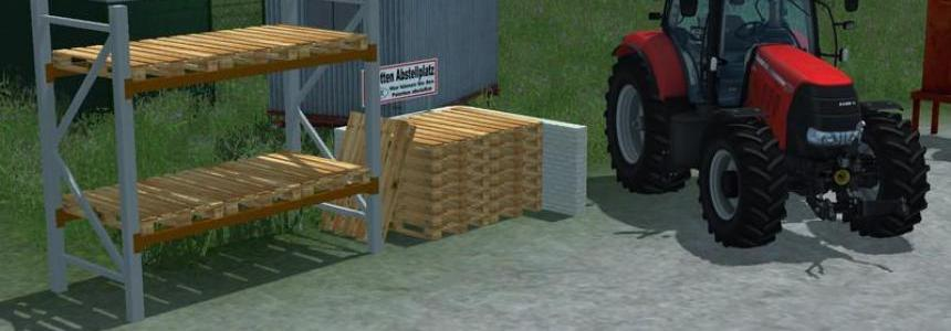 Pallets dumping ground v1.0