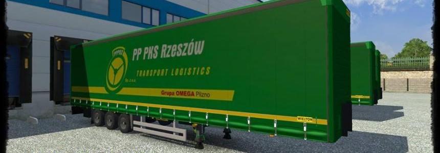 PP PKS Rzeszow Wielton Trailer