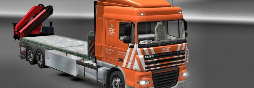 RAC Recovery Daf Skin By Millsyb