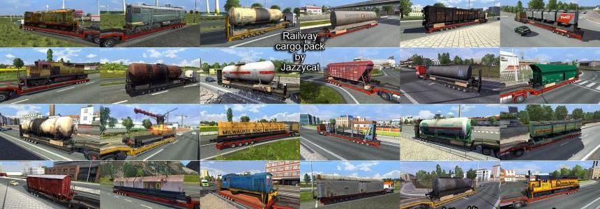 Railway cargo pack v1.3