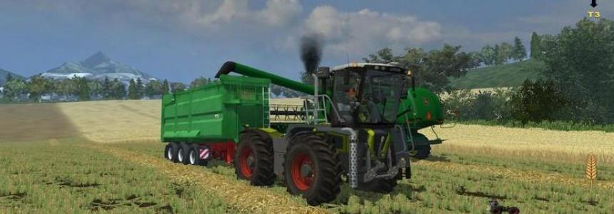 SaddleTrac 3800 v1.0 MR Black