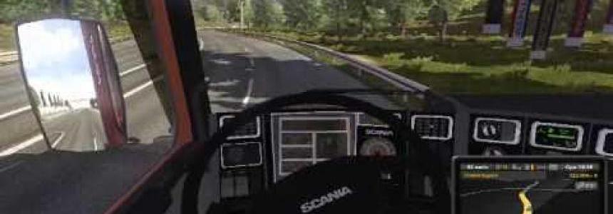 Scania 143m Diesel sound