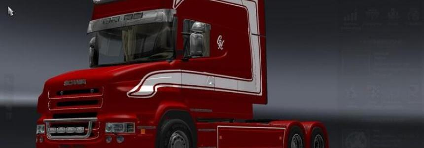 Scania Long Liner
