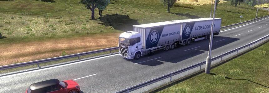 Scania R Gigaliner Combo Pack