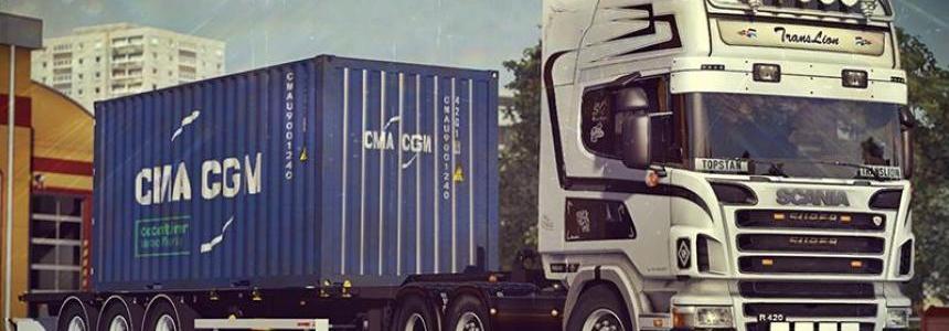 Scania Skin Pack