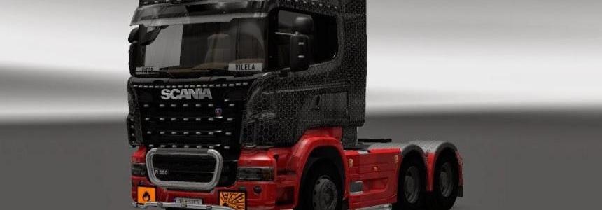 Scania Skins Pack by VNV Gamer